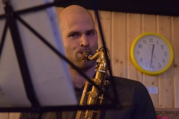 """Friday Jazz Session"" – Saxofonista Petr"