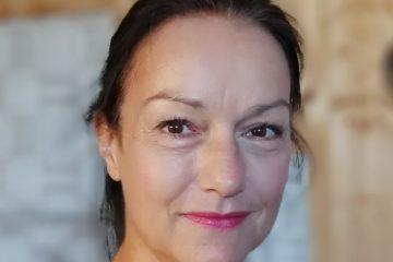 Dnes nahrává Christine Minářová komentáře v angličtině