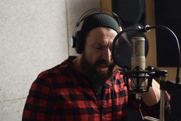 RICHARD LAPČÍK – zpěvák skupiny Universe B